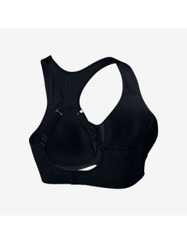 88b339ea1bb Shoptagr | Nike Rival Women's High Support Sports Bra. Nike.Com by Nike
