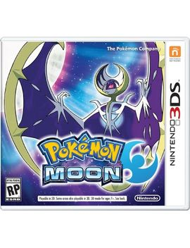 pokémon-moon---nintendo-3ds by nintendo