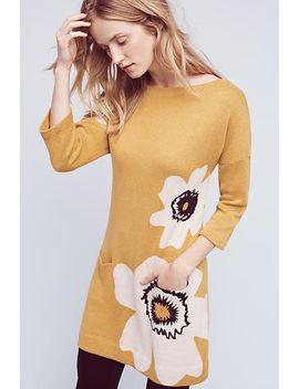 poppy-pocket-tunic by field-flower-by-wendi-reed