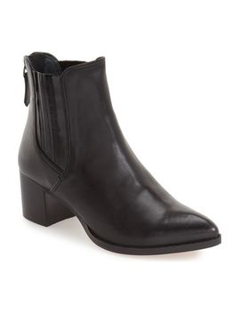 bailey-pointy-toe-block-heel-bootie by halogen®