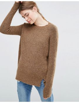 asos-sweater-in-wool-mix by asos-collection