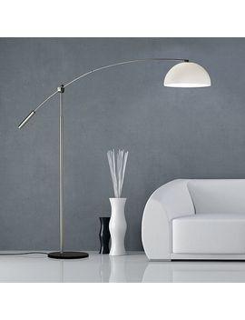kohls floor lamps adessooutreacharcfloorlamp by kohls shoptagr adesso outreach arc floor lamp kohls
