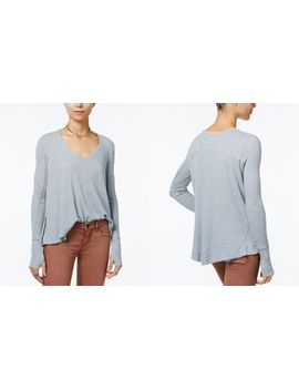malibu-high-low-thermal-top by free-people