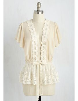 to-quiche-their-own-lace-cardigan-in-cream by modcloth
