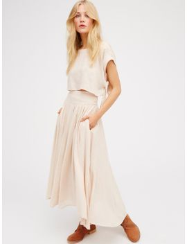 Shoptagr | Sundown Skirt Set by Free People | title | sundown set