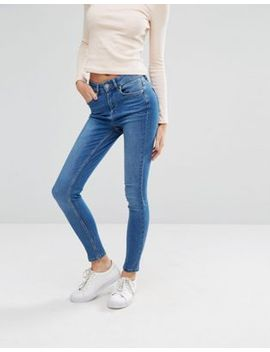 oasis-ankle-grazer-skinny-jeans by oasis