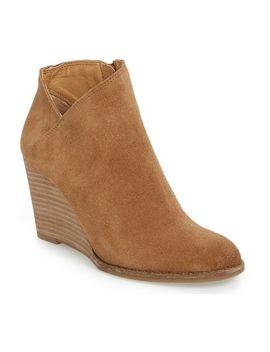 yakeena-zip-wedge-bootie by lucky-brand