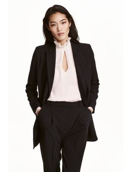 double-breasted-blazer by h&m