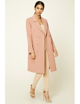 button-front-coat by forever-21
