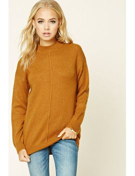 ribbed-mohair-sweater by forever-21