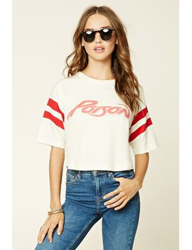 graphic-band-tee by forever-21