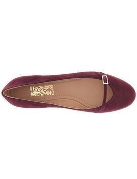 mixed-media-mid-heel-bootie by salvatore-ferragamo