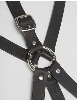 weekday-leather-harness by weekday
