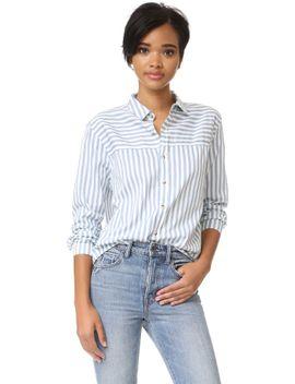 desert-stripe-shirt by rollas