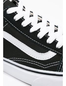 old-skool---skater-shoes---black by vans