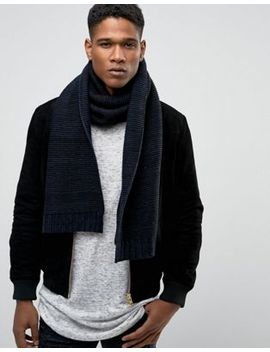 selected-homme-scarf-in-textured-knit by selected-homme