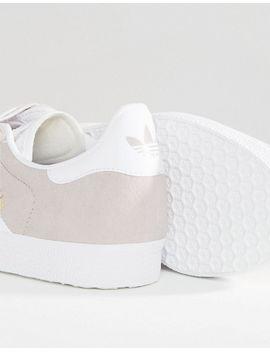 adidas-originals---gazelle---baskets-unisexes-en-daim---violet-glacé by adidas