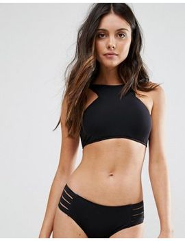 seafolly-high-neck-bikini-top by seafolly