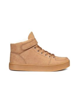hi-top-trainers by h&m