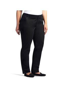 plus-size-lee-essential-straight-leg-chino-pants by kohls