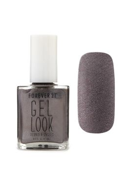 grey-violet-gel-look-polish by forever-21
