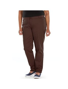 plus-size-lee-relaxed-fit-straight-leg-pants by kohls