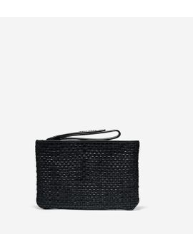 bethany-weave-medium-pouch by cole-haan