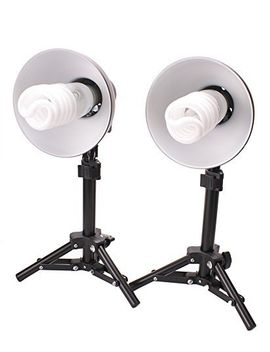 fovitec--studiopro---2x-product-photography-fluorescent-lamp-lighting-kit---[2x][cfl][lamps-and-bulbs-included] by fovitec