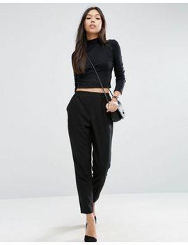 pantalones-tejidos-sin-cierres-con-diseño-peg-leg-de-asos by asos