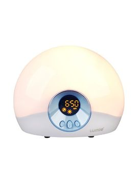 lumie-bodyclock-starter-30-wake-up-light-alarm-clock-with-sunrise-and-sunset-features by lumie