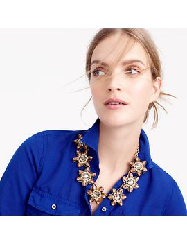 petal-burst-necklace by jcrew