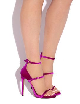 triple-threat---fuchsia-velvet by lola-shoetique