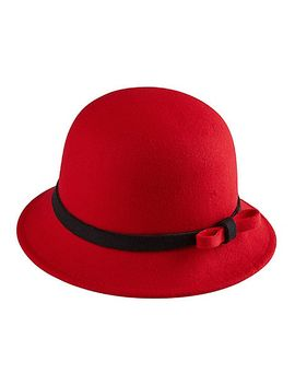 joe-browns---red-vintage-spirit-cloche by joe-browns