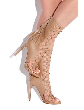 notoriously-prim---nude by lola-shoetique