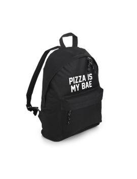 pizza-is-my-bae-backpack-school-bag-rucksack-sports-travel-tumblr-funny-hipster-grunge-fun-festival-goth-kawaii-cute-fashion-food-burger by mingalnd