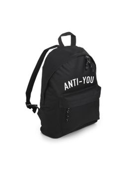 anti-you-backpack-school-bag-rucksack-sports-travel-tumblr-funny-hipster-grunge-fun-festival-retro-goth-kawaii-cute-fashion-fcuk-dope by mingalnd