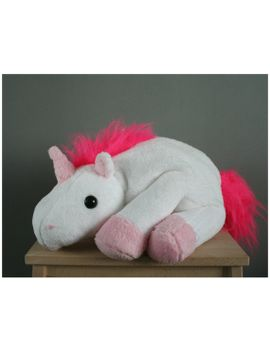 unicorn-plush,-white_pink-(can-also-be-ordered-in-other-colors),-made-to-order by smittensknuffels