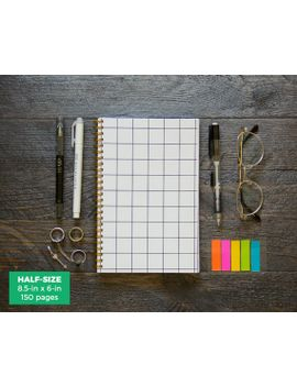 grid-planner-_-half-size-_-12-months-_-choose-your-layout-(vertical-or-horizontal)-_-pick-your-own-starting-month by ruskerville