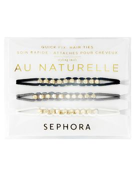 beaded-hair-ties by sephora-collection