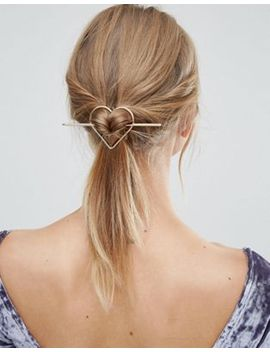 orelia-heart-thread-through-hair-clip by click-here-to-view-our-full-range-of-hair-accessories