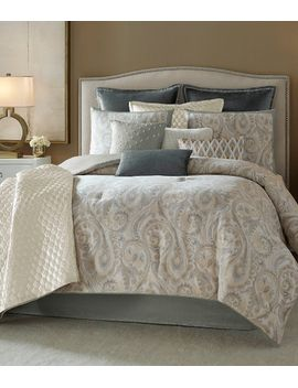 candice-olson-lyrical-paisley-comforter-set by generic