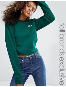 fila-tall-–-sweatshirt by fila-tall