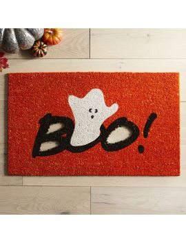 halloween-boo-cutout-orange-doormat by pier1-imports