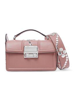jiji-small-studded-leather-shoulder-bag by lanvin