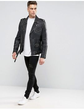 barneys-premium-washed-leather-biker-jacket by jacket