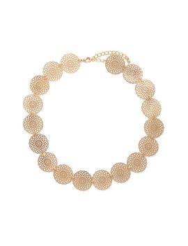filigree-collar-necklace by forever-21