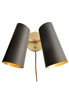 cypress-double-sconce-plug-in by rejuvenation