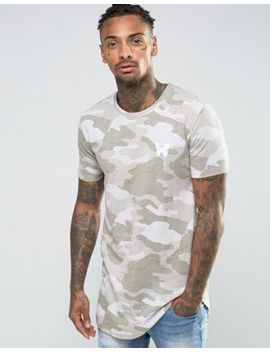 good-for-nothing-t-shirt-in-camo by good-for-nothing