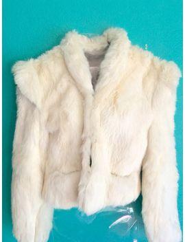 true-vintage-1980s-white-rabbit-fur-jacket-*size-medium-*great-condition-6500 by lindalousfunkyfinds