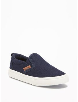 felt-slip-ons-for-toddler-boys by old-navy